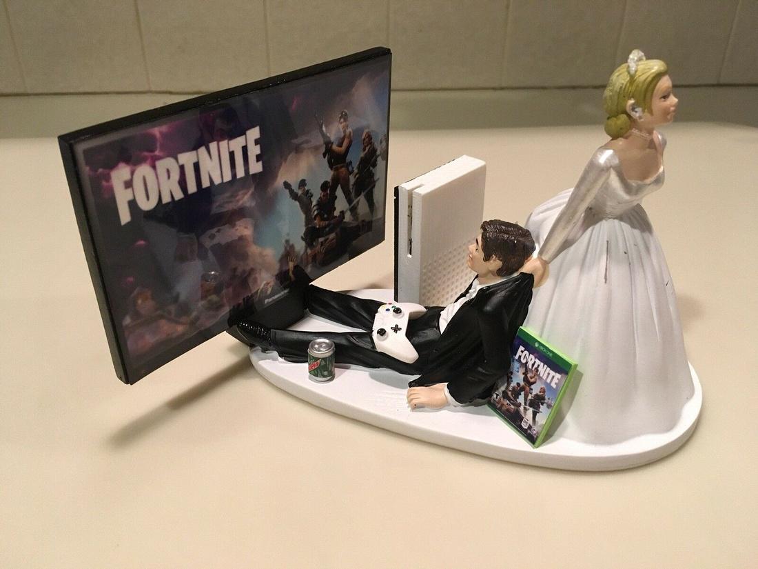 fortnite wedding
