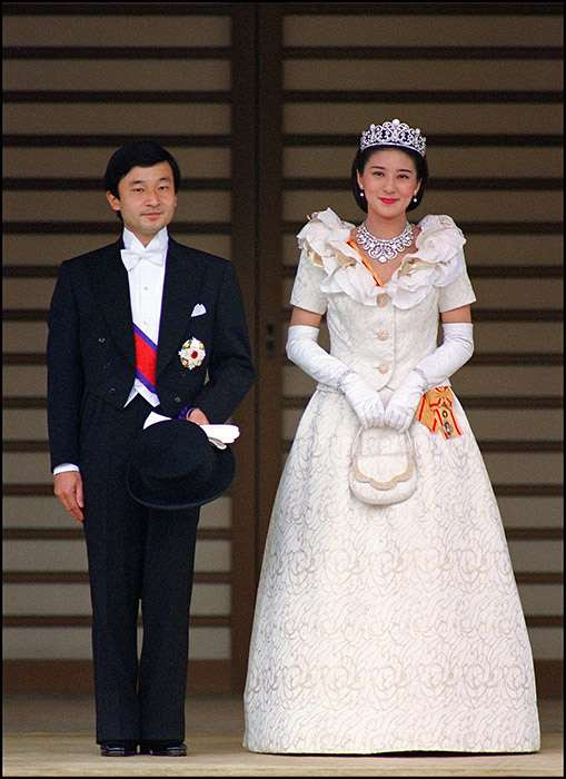 Masako Owada became a member of Japan's Imperial Family on 9 June, 1993, when she married Emperor Akihito and Empress Michiko's first son, Crown Prince Naruhito.