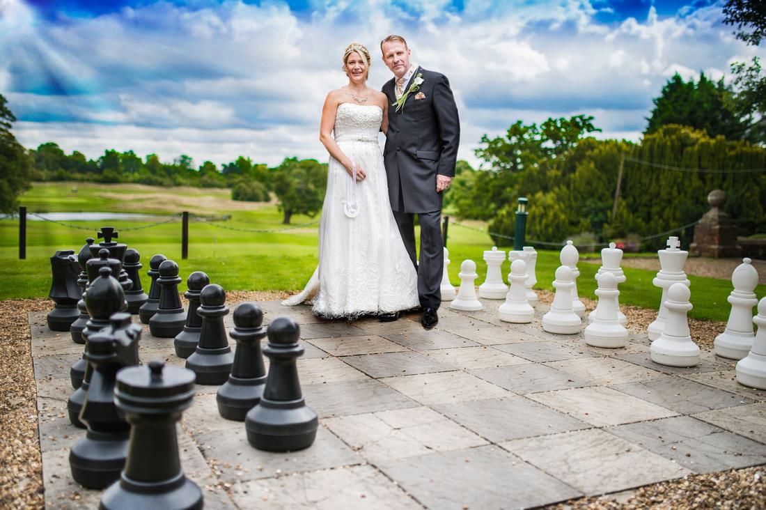 Chess Couple 2 Ray
